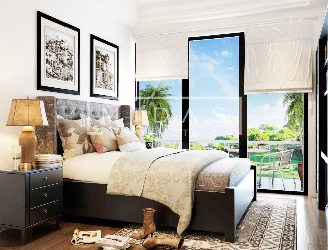 1 Bedroom Luxury Apartment in Crystal Residence, JVC