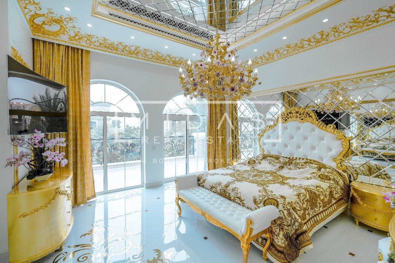 Custom Built Golden Villa   High Number   A Must See Villa!