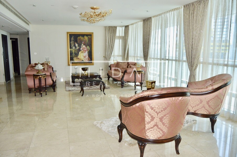PRICE REDUCED FOR 1 WEEK!! Furnished 3BR for Rent in 23 Marina