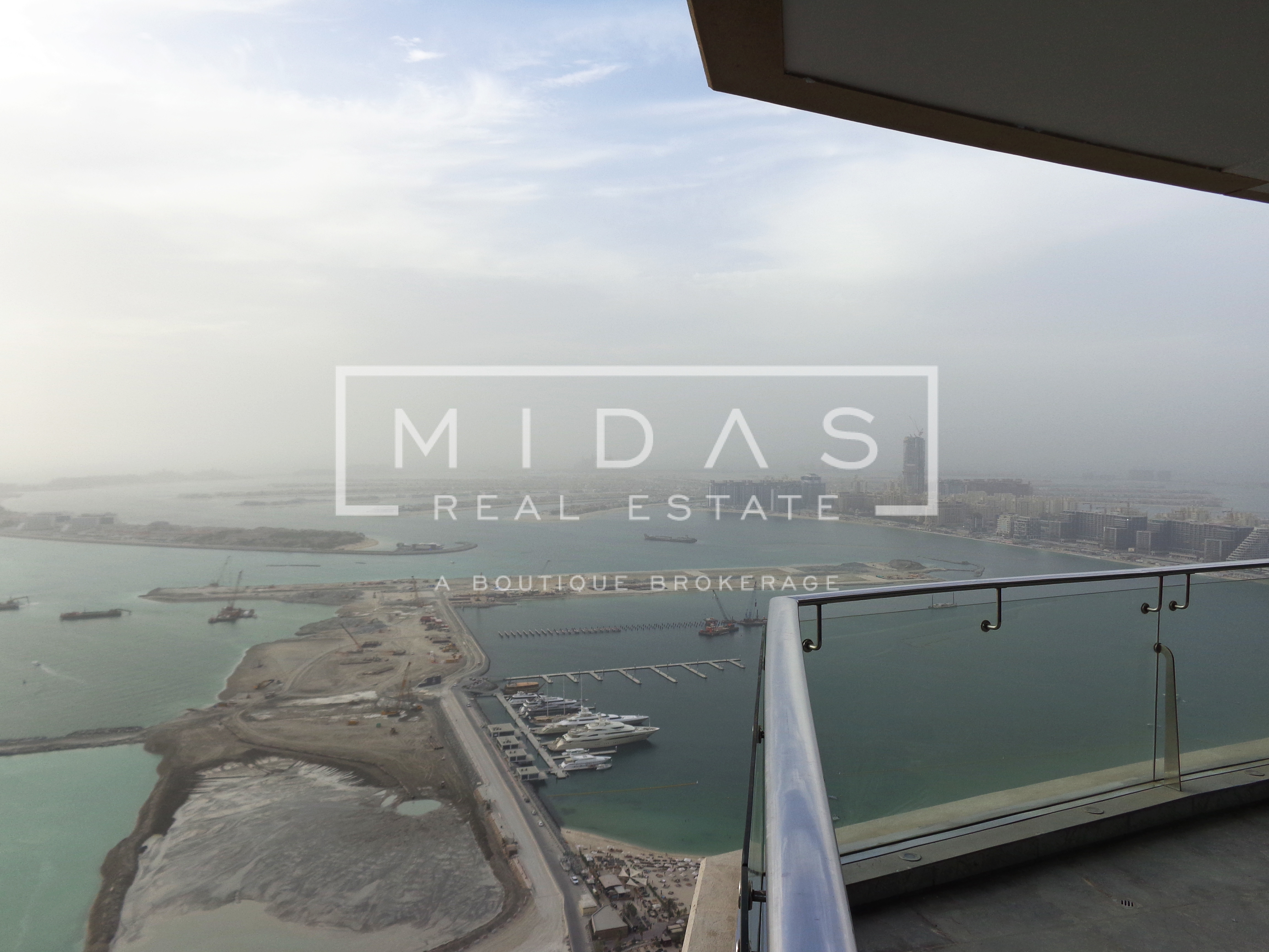 Full Floor Penthouse | Palm Sea View | Furnished