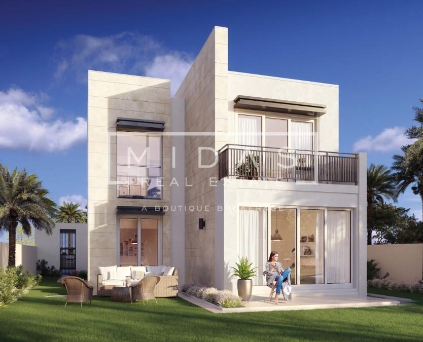 3BR Villa in Emaar South w/ Post Payment Plan