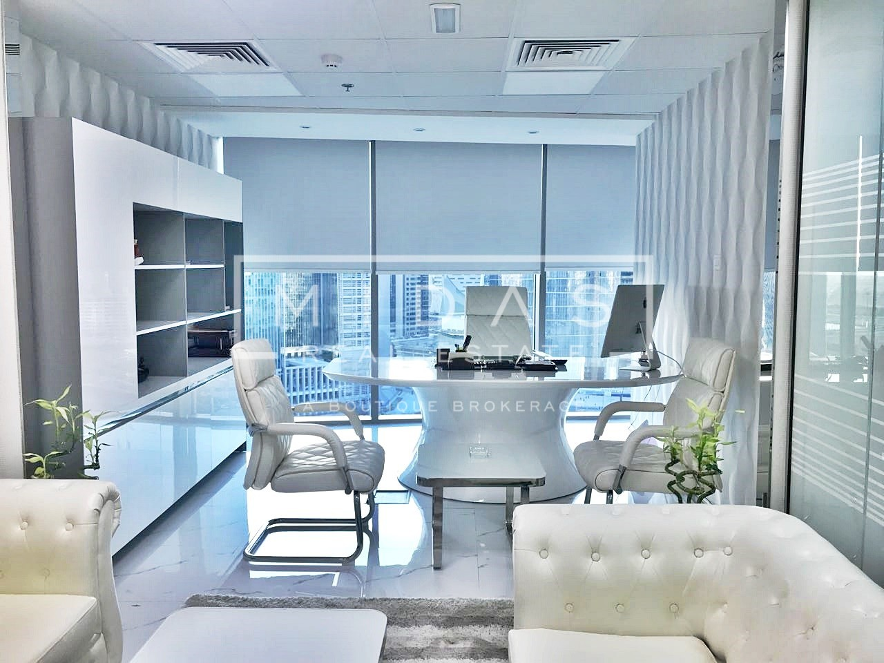Fully Fitted Unit | Mid Floor | Canal View |Rented