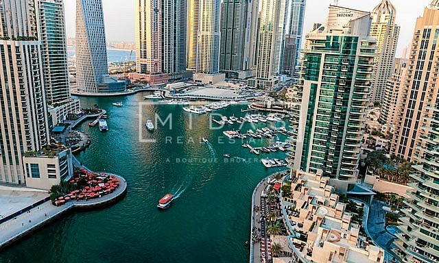 Freehold G+24 Floors Land in Dubai Marina!