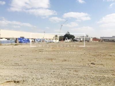 G+4 Labour Camp Plot for Sale in Jebel Ali 1