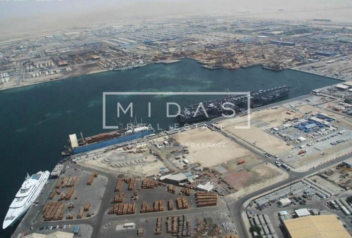 G+4 Labour Camp Plot for Sale in Jebel Ali