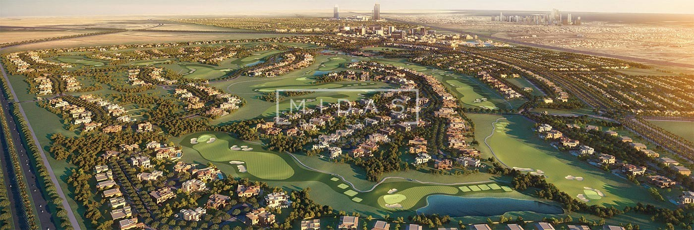 Invest Now | Great Location | Villa Plot | Dubai Hills