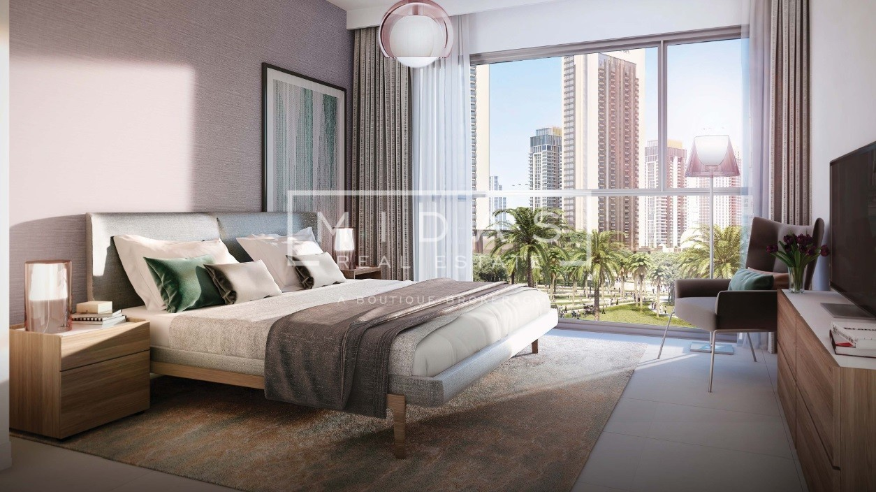 Pay only 5% Booking!! New Luxurious 2 BR in Island Park 1