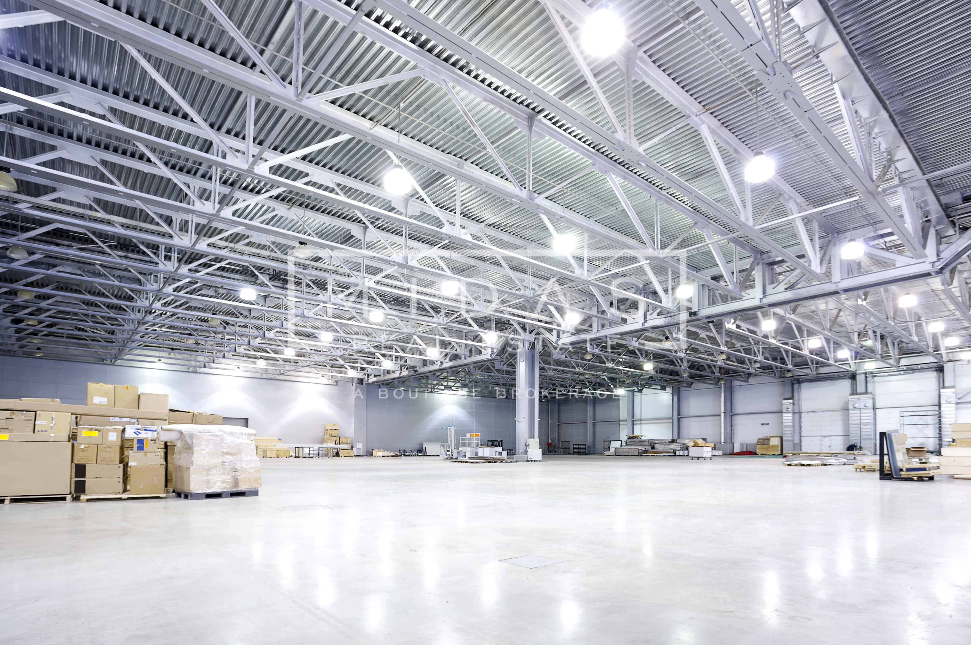 G+1 Warehouse | Huge | Brand New & Great Location