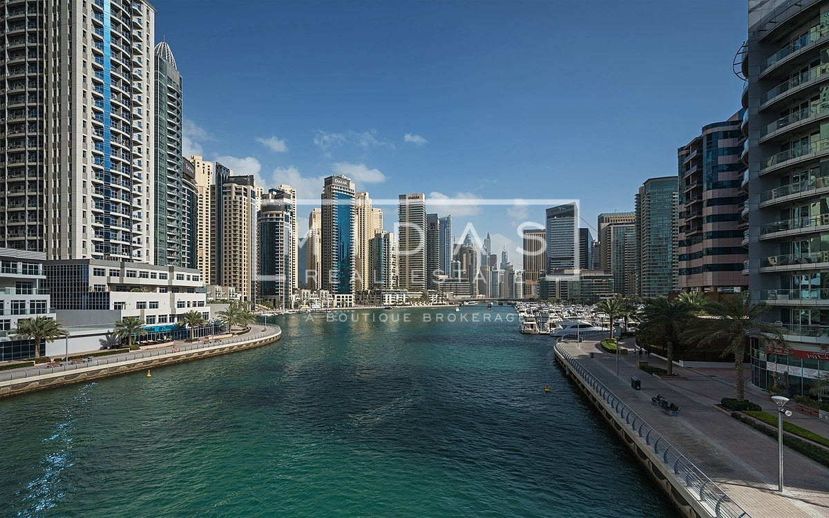 Freehold G+32 Land for Sale in Dubai Marina