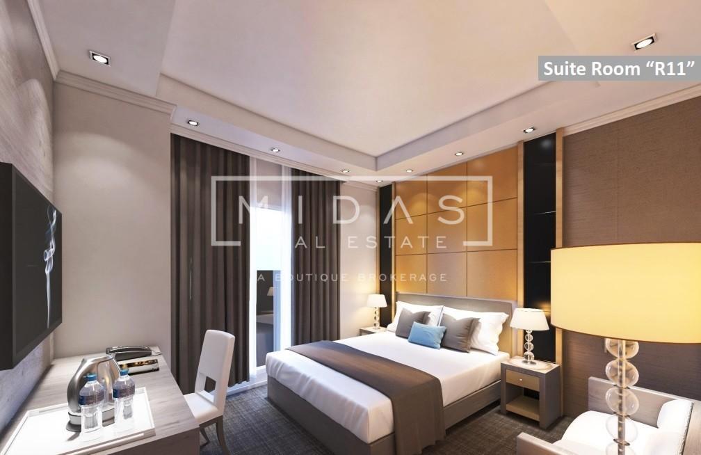 ONE WEEK OFFER! 3* Luxury Hotel for sale in Al Jaddaf