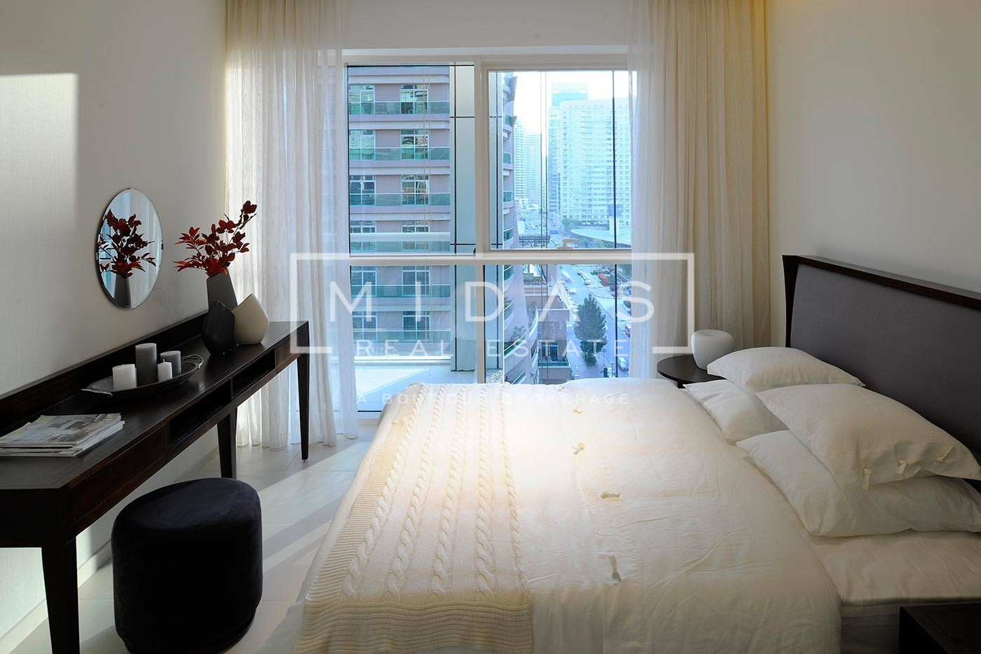 Spacious 1BR Apartment for Sale with Marina View