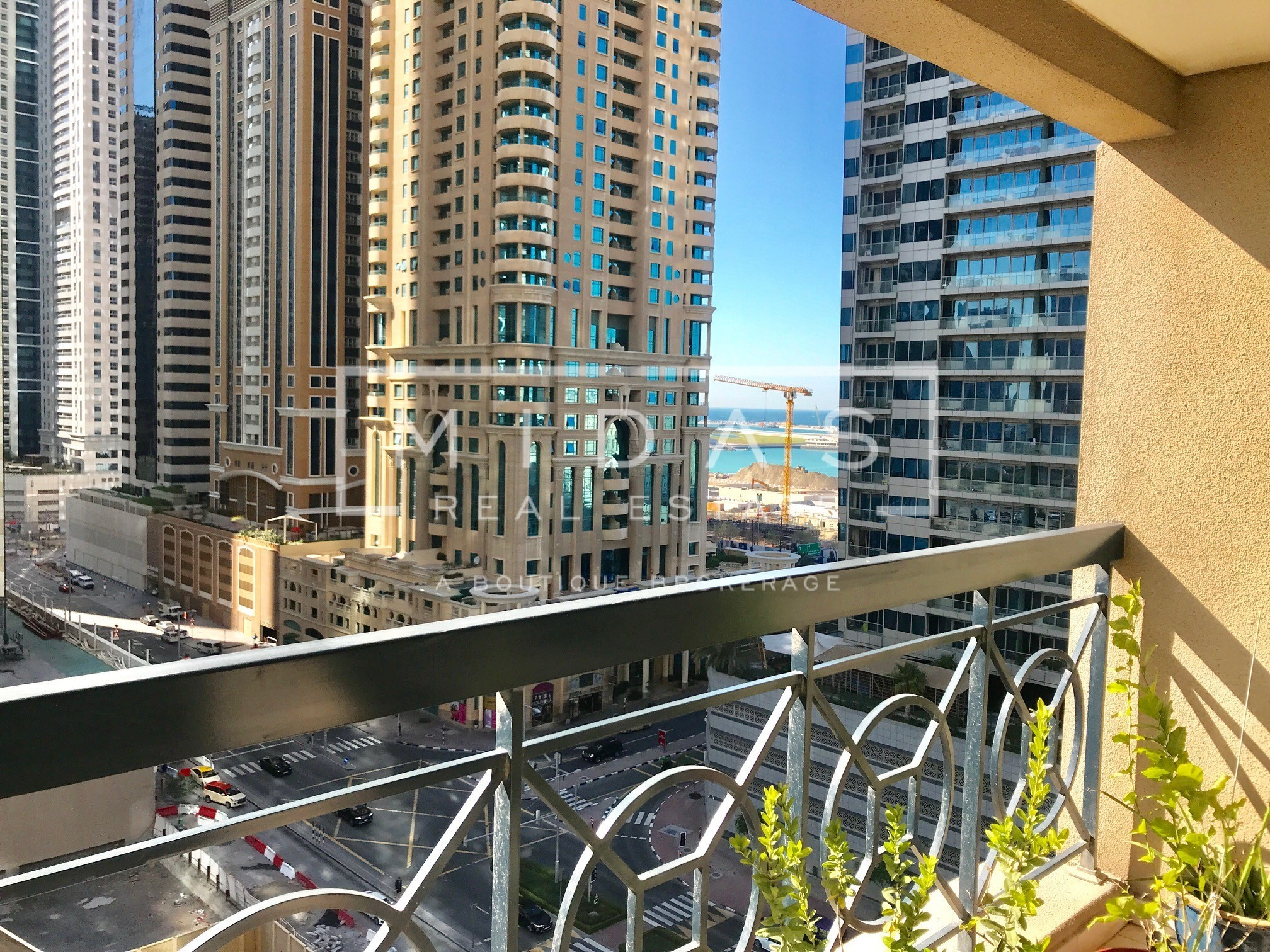 EXCLUSIVE!! Fully Furnished 2 BR + Maids Apartment