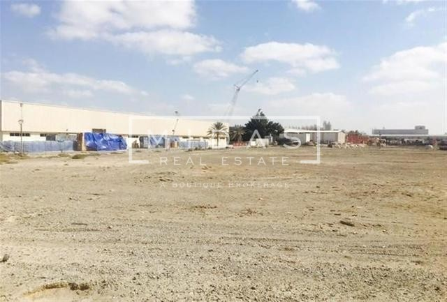 AED350/sqft Only | G+4 Labour Camp Plot in Sonapur