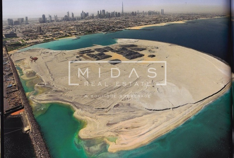 Remarkable Plot For Sale in Pearl Jumeirah