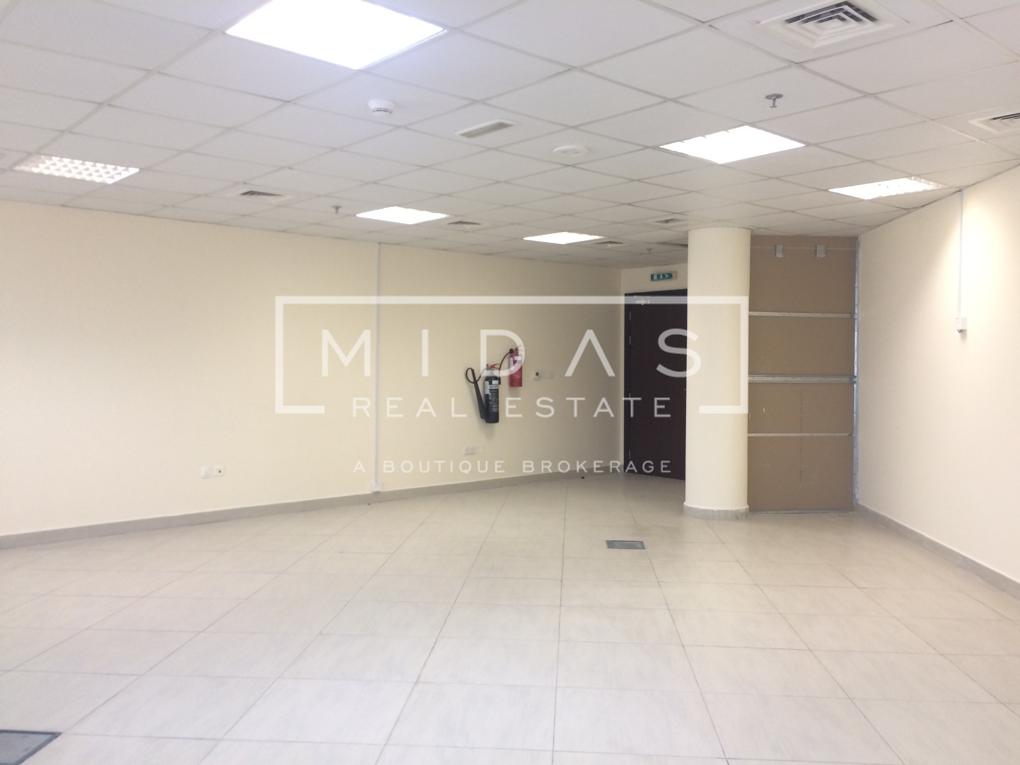 Fully Fitted Office | Ready to move in | Unfurnished