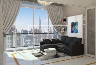 Good Deal Luxurious Fully Furnished Apt in Bayz by Danube
