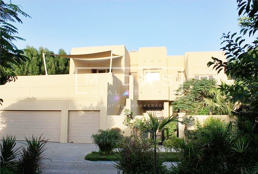 PRICE REDUCED! Spacious Type C13 Villa in Al Barari
