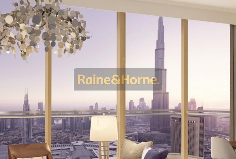 Motivated Seller   Top Floor   Burj View