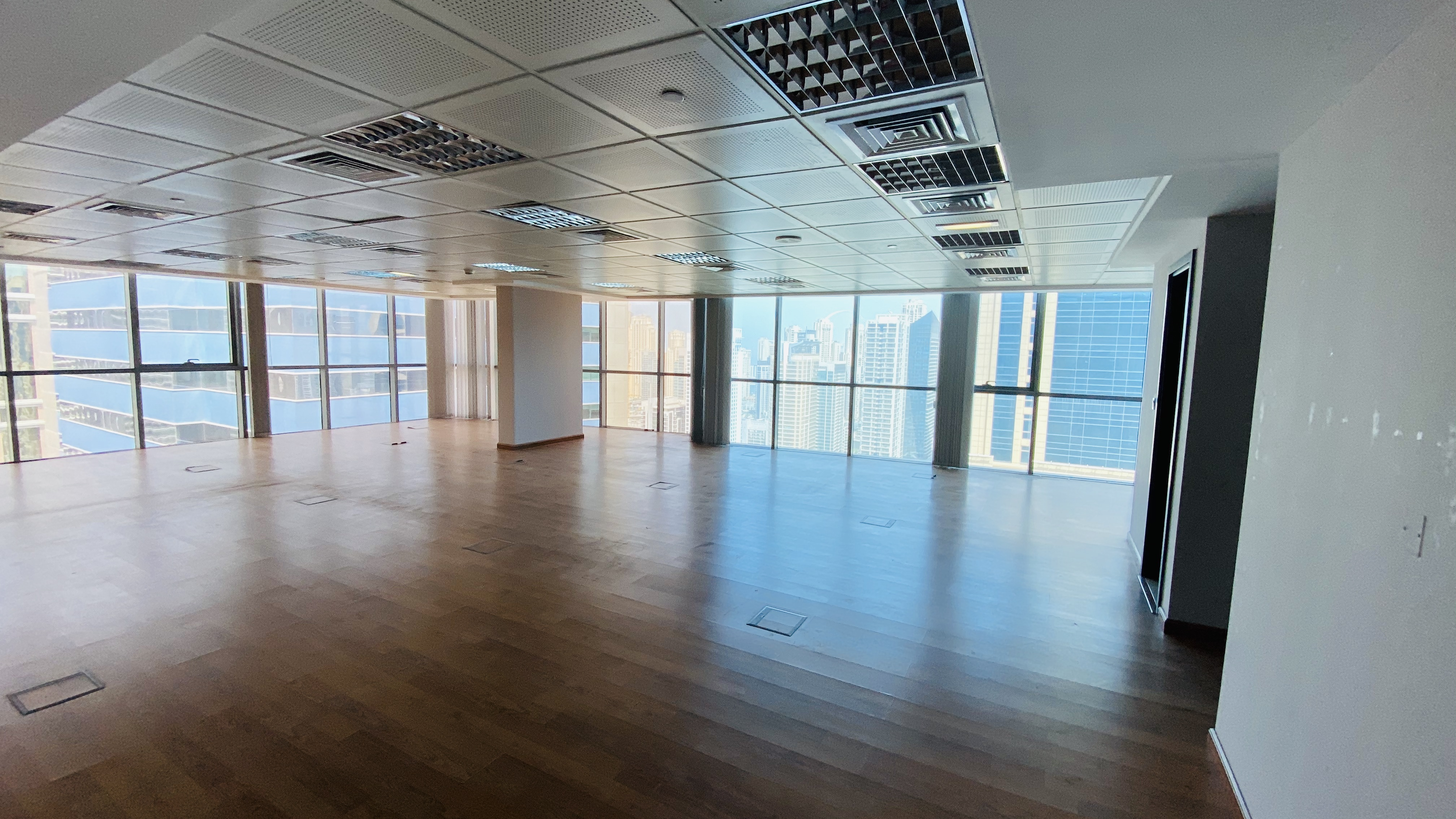 High Floor | Lake View | Open Space | DMCC License