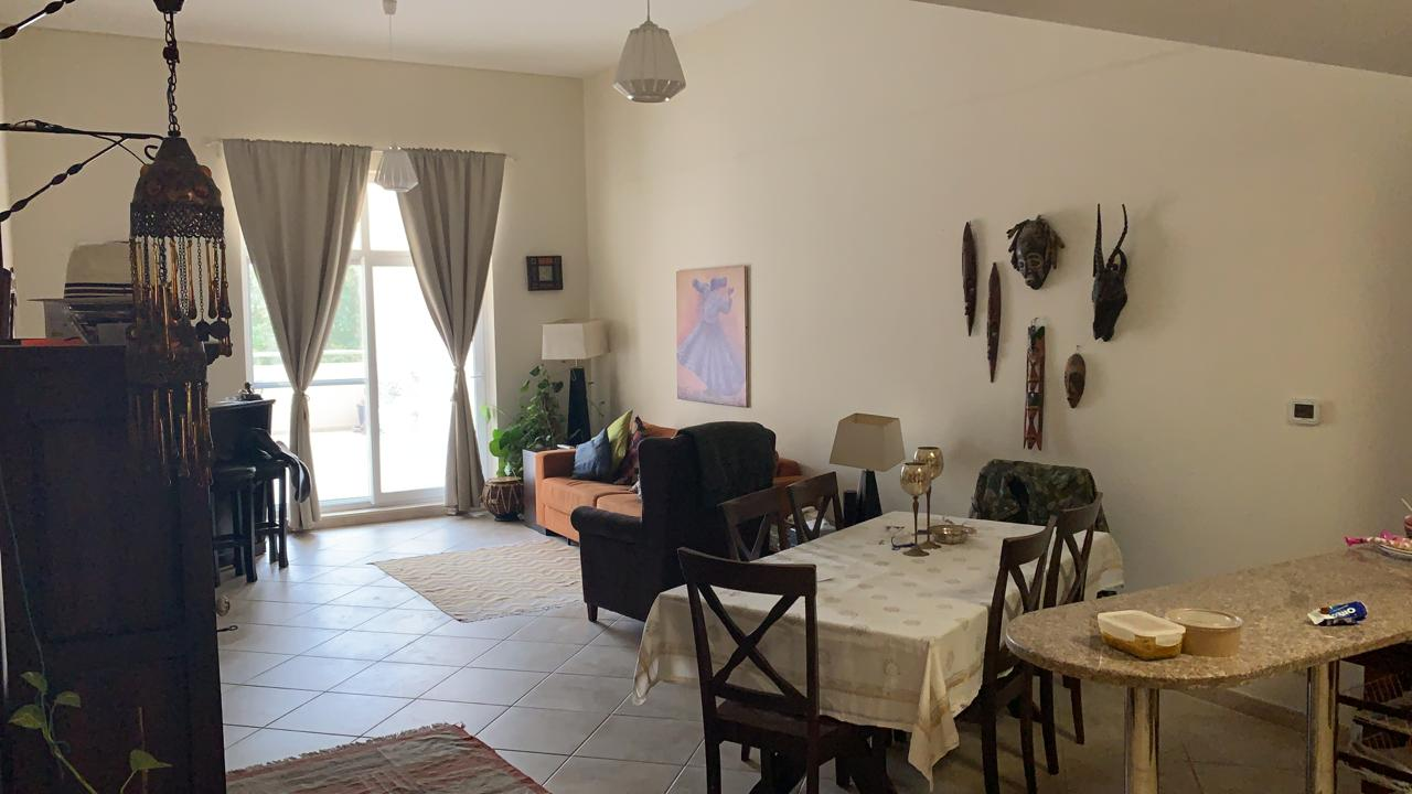 Semi-Furnished | Large One Bedroom | Terrace