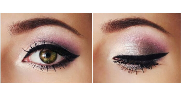 Dual Eyeshadow Look