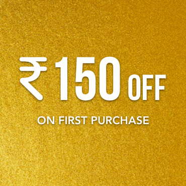 ADDITIONAL PERKS - 150 Rs. Off On Every Purchase