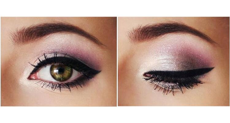 Dual Eyeshadow Look