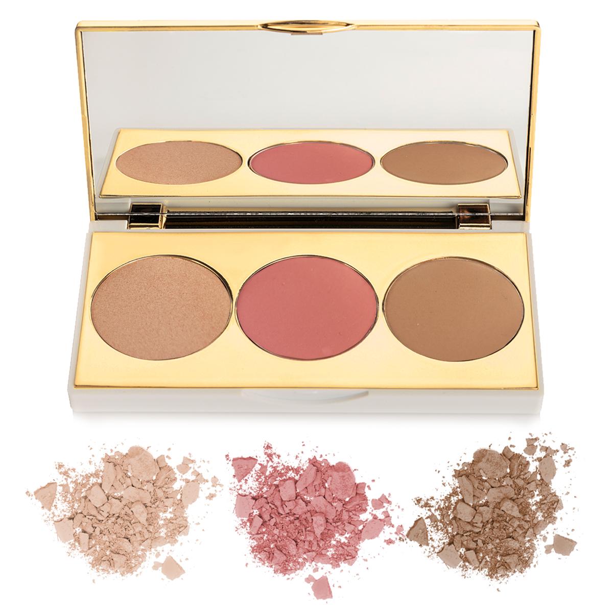 3 in 1 highlighter + blush + bronzer - Game Face