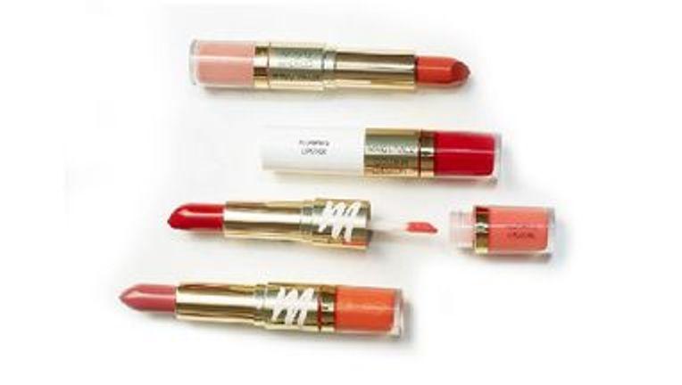Colour Fusion - Plumping Lipstick & Lip Gloss