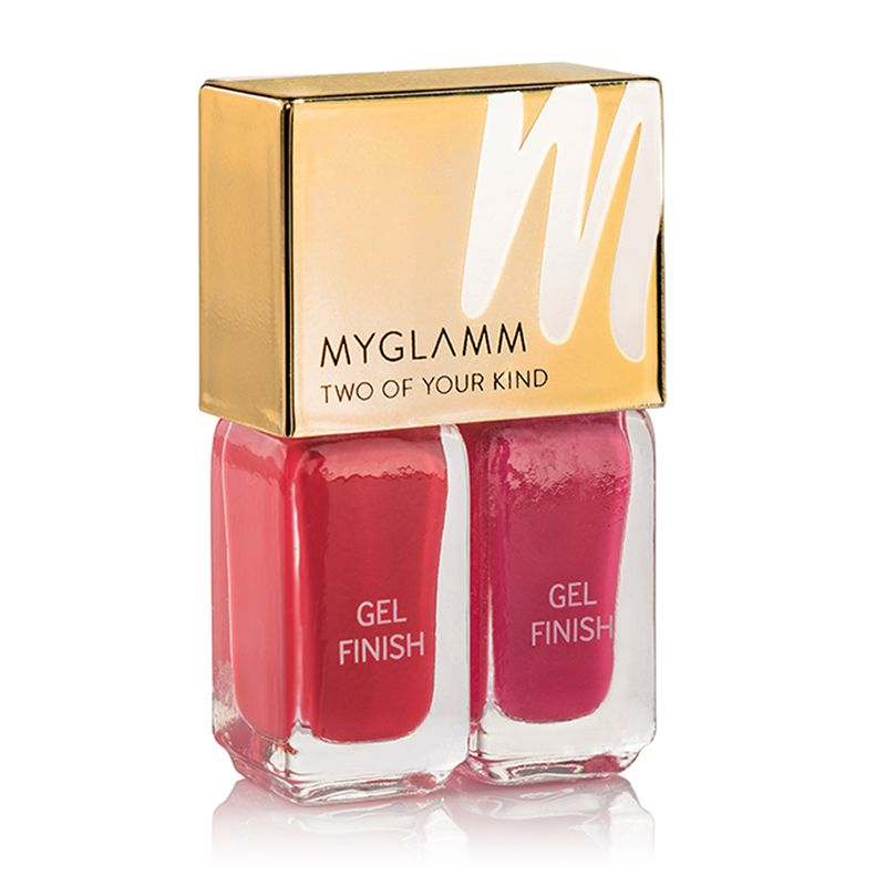 Two of Your Kind  Classic Duet Nail Polish Set