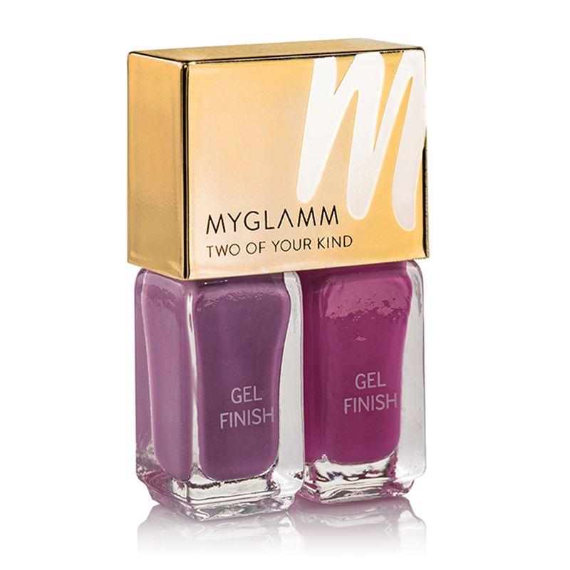 Two of Your Kind - Purple Smurf - Nail Polish