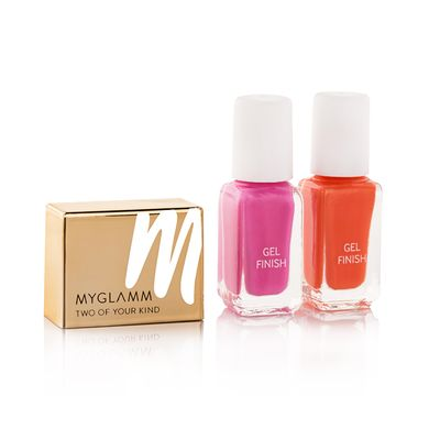 Two of Your Kind  Tangerine Dream  Bubble Gum  Nail Paints