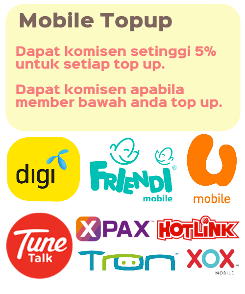 Mobile Topup