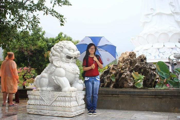 So với những nơi khác, mưa miền Trung lúc nào cũng dữ dội hơn