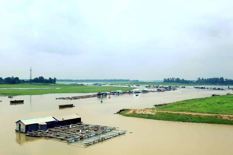 Vẻ đẹp dòng sông La Ngà, Đồng Nai