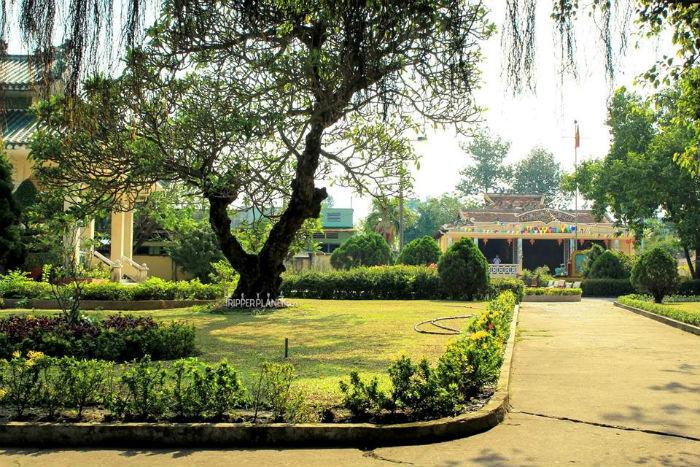 Đền thờ Nguyễn Hữu Cảnh