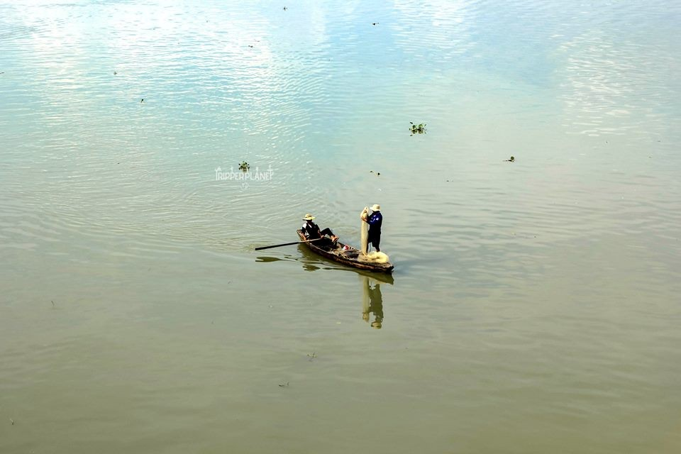 Cuộc sống trên sông