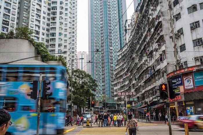 Những điều kỳ thú trên đảo Hong Kong