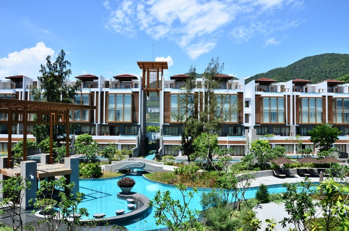 Sự tươi mới của Angsana Lăng Cô resort