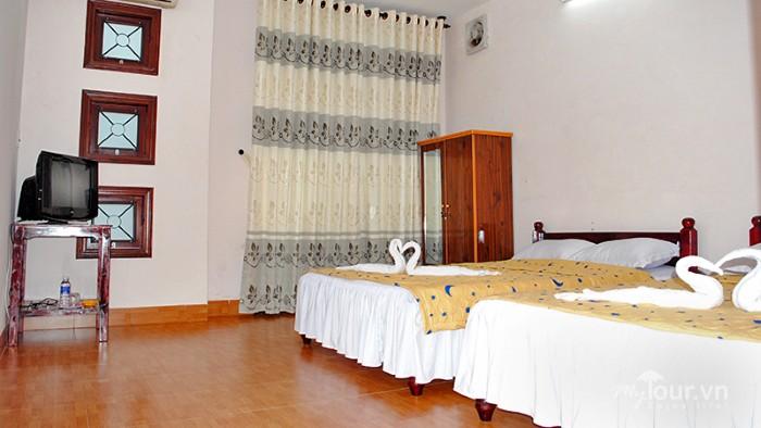 Du khách dễ dàng tìm được các phòng nghỉ bình dân giá rẻ sạch sẽ ở Huế