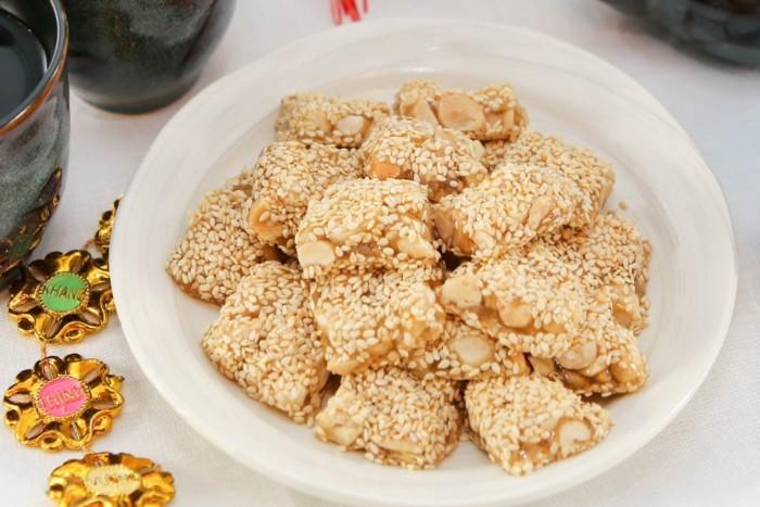 Món mè xửng ở Huế có hương vị thơm ngon đặc trưng