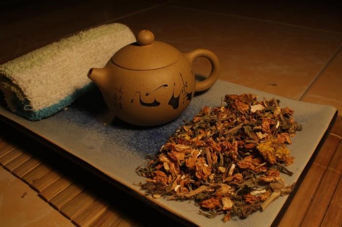 """Trà cung đình - một trong những vị ẩm thực """"nhất dạ đế vương"""""""