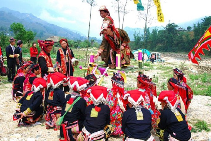 Sapa is also a land of traditional festivals