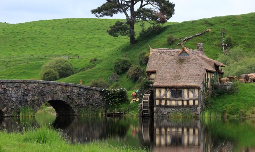 Quán rượu bên sông cho bạn một ngày an yên giữa xứ sở cổ tích