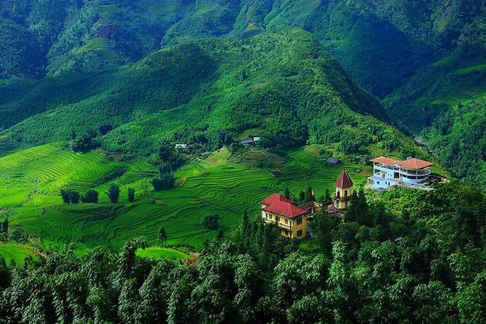 Du lịch Sapa thích thú với những nơi ở có cảnh đẹp vô ngần