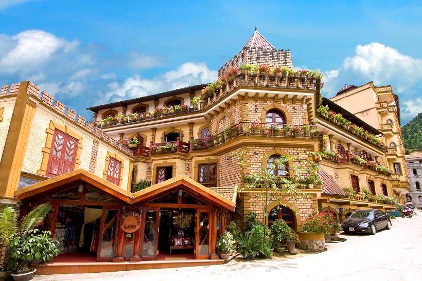 Khách sạn Châu Long 2 vừa nhìn đã thích mê