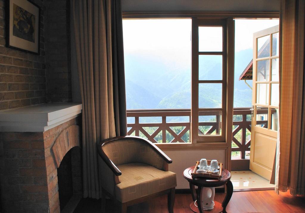 Góc nhỏ ấm áp và tinh tế ở Bamboo Sapa Hotel