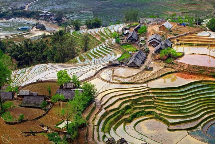Sapa ban đầu chỉ là một đất trống người dân họp chợ