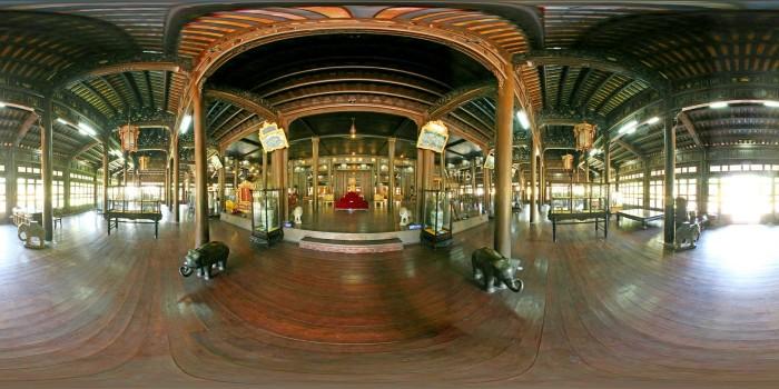 Đừng quên khám phá Bảo tàng Mỹ thuật Cung đình Huế
