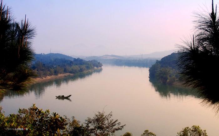 Ngắm Huế nên thơ ở đồi Vọng Cảnh